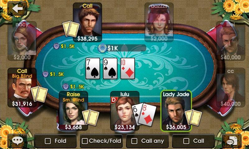 Móviles Apps texas holdem – 37833